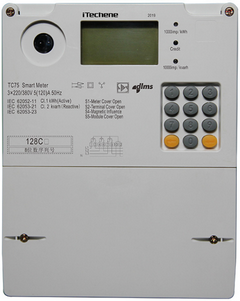 TC75 Three Phase Smart Energy Meter - Electrical Components and Equipment - Electrical Equipment - Capital Goods - Industrials - Easy Price Book Kenya