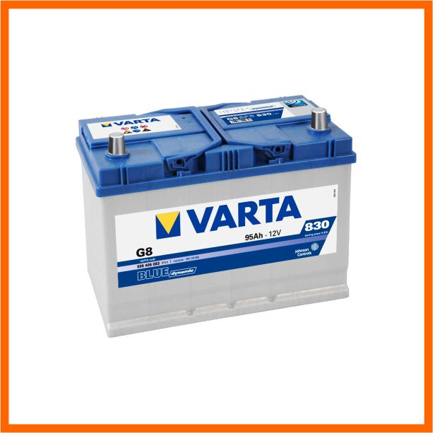 Varta Automotive Batteries - Auto Parts and Equipment - Auto Components - Automobiles and Components - Consumer Discretionary - Easy Price Book Kenya