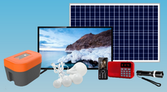 iT-S2 Solar Home System - Household Appliances - Household Durables - Consumer Durables and Apparel - Consumer Discretionary - Easy Price Book Kenya