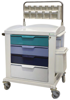 Medication Trolley - Health Care Equipment - Health Care Equipment and Supplies - Health Care Equipment and Services - Health Care - Easy Price Book Tanzania