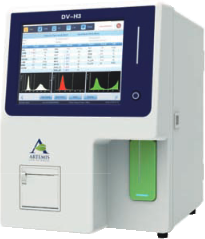 DV-H3 Hematology Analyzer - 1 - DV-H3 Hematology Analyzer - KAS Medics Ltd