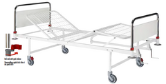 Adjustables bed ends with quick release - Hospital Bed - KAS Medics Ltd