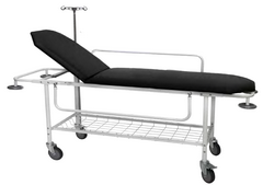 Patient trolley with fixed top - Patient Trolley - KAS Medics Ltd